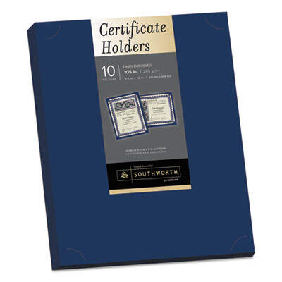 Southworth PF8 Certificate Holder