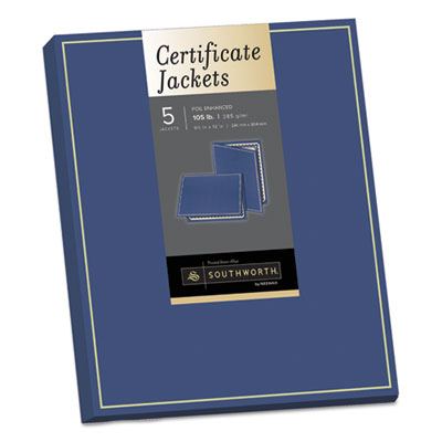 Southworth PF6 Certificate Jacket