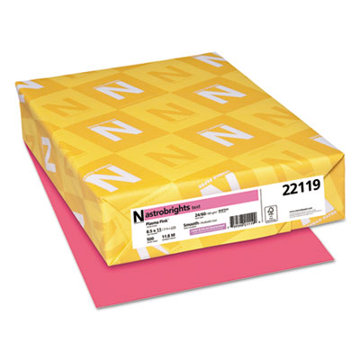 Neenah Paper 22119 Astrobrights Color Paper
