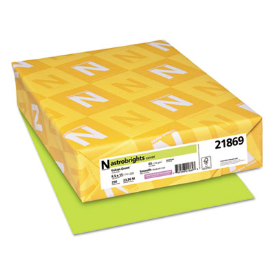 Neenah Paper 21869 Astrobrights Color Cardstock