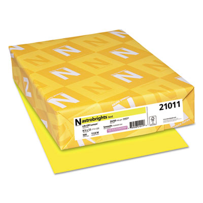 Neenah Paper 21011 Astrobrights Color Paper