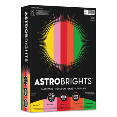 Neenah Paper 21003 Astrobrights Color Cardstock -
