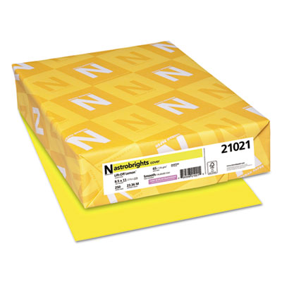 Neenah Paper 21021 Astrobrights Color Cardstock
