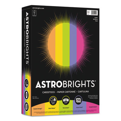 Neenah Paper 21004 Astrobrights Color Cardstock -