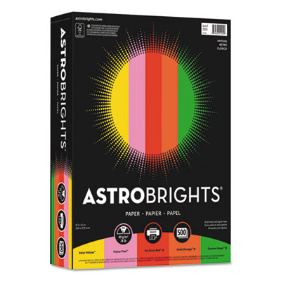 Neenah Paper 21224 Astrobrights Color Paper -