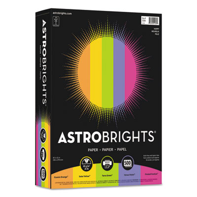 Neenah Paper 21289 Astrobrights Color Paper -