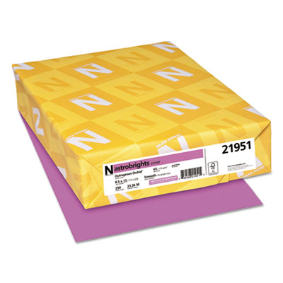 Neenah Paper 21951 Astrobrights Color Cardstock