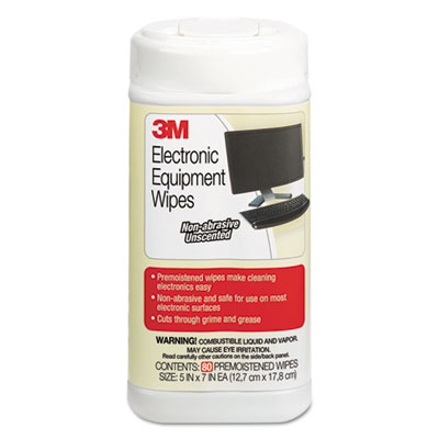 3M CL610 Electronic Equipment Cleaning Wipes