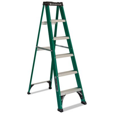 Louisville FS4006 Fiberglass Step Ladder