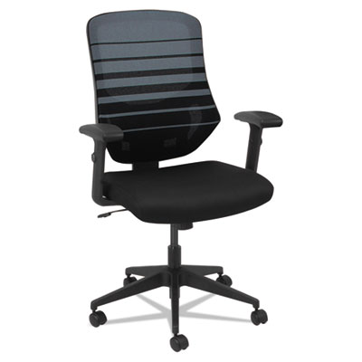 Alera EM4224 Embre Series Mesh Mid-Back Chair