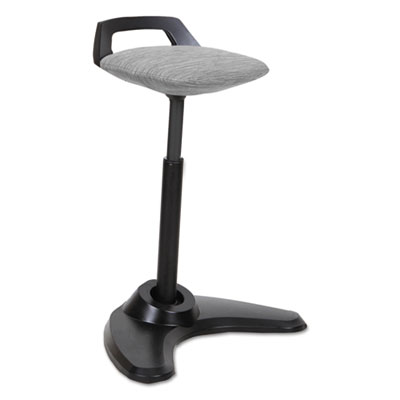 Alera AE35PSGR AdaptivErgo Sit to Stand Perch Stool