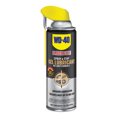 WD-40 300103 Specialist Spray & Stay Gel