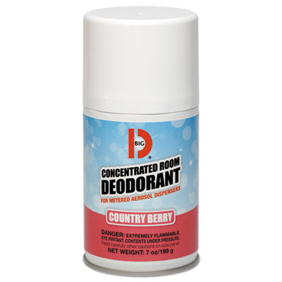 Big-D 476 Big D Industries Metered Concentrated Room Deodorant