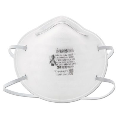 3M Particle Respirator 8200 N95