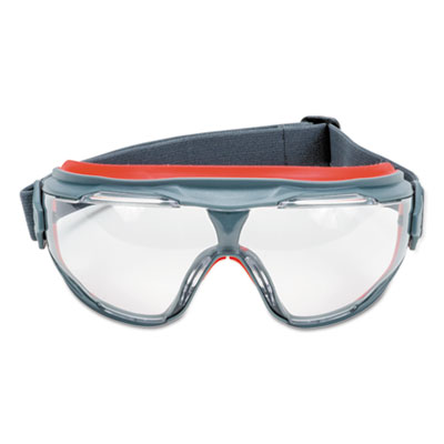 3M GG501SGAF GoggleGear 500 Series Safety Goggles with Scotchgard Anti-fog Technology
