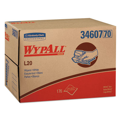 WypAll 34607 WypAll L20 Wipers