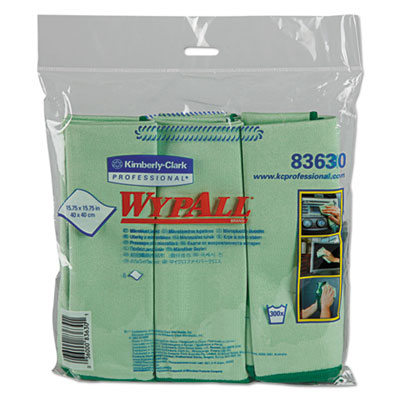 WypAll 83630CT WypAlll Microfiber Cloths