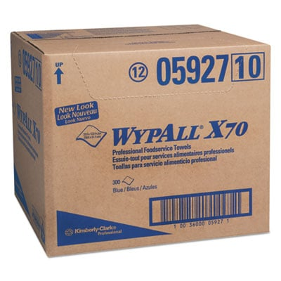 WypAll 05927 WypAll X70 Foodservice Towels