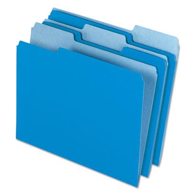 Pendaflex 421013blu Interior File Folders