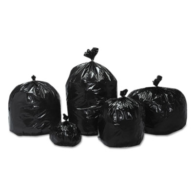 AbilityOne 3862428 SKILCRAFT Recycled Content Trash Can Liners