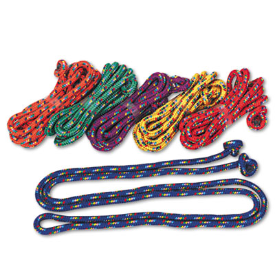 Champion Sports CR8SET Braided Jump Ropes