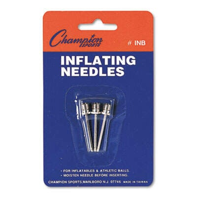 Champion Sports INB Inflating Needle