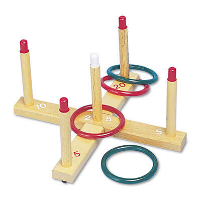 Champion Sports QS1 Ring Toss Set