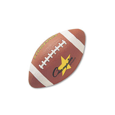 Champion Sports RFB3 Rubber Sports Ball