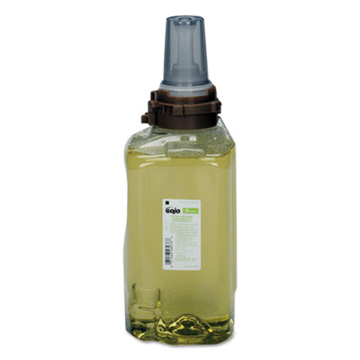 AbilityOne 6406481 SKILCRAFT GOJO Citrus Ginger Foam Hand and Shower Wash