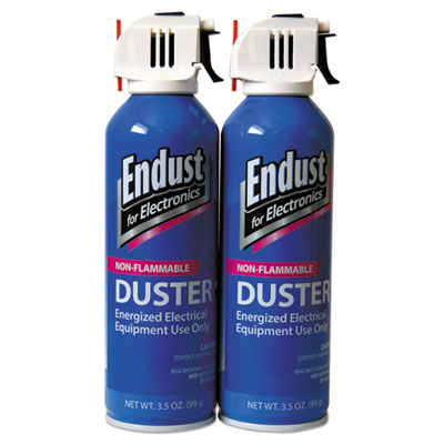 Endust 246050 Non-Flammable Duster with Bitterant