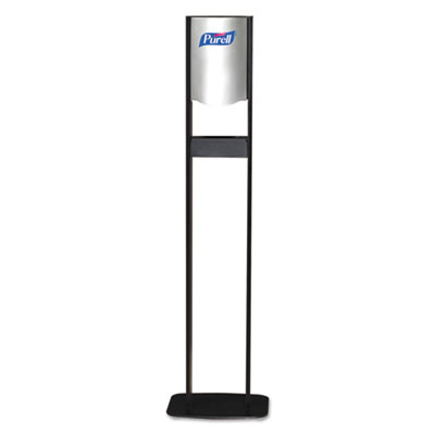 PURELL 2454DS02 Elite Floor Stand Dispenser Station