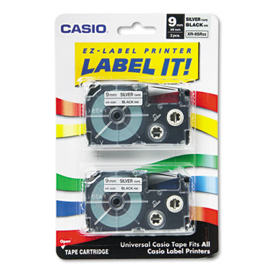 Casio XR9SR2S Labels
