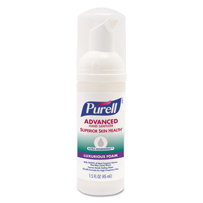PURELL 569924CT Advanced Hand Sanitizer Ultra Nourishing Foam