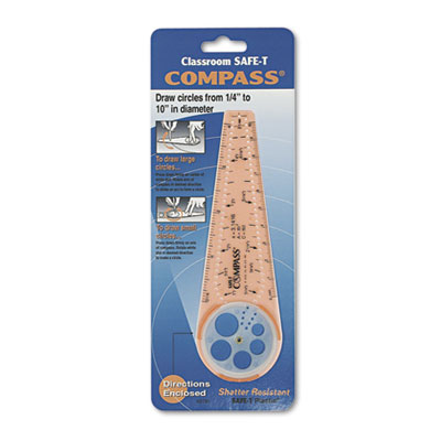 Classroom SAFE-T 45761 Products Compass