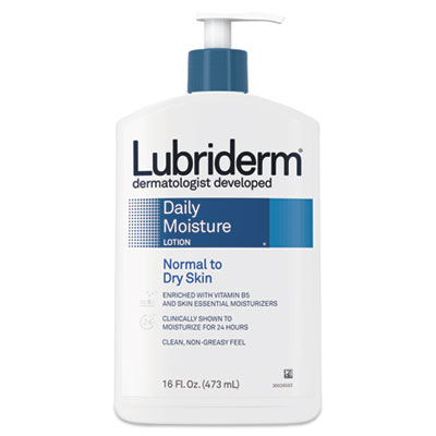 Lubriderm 48323 Skin Therapy Hand and Body Lotion