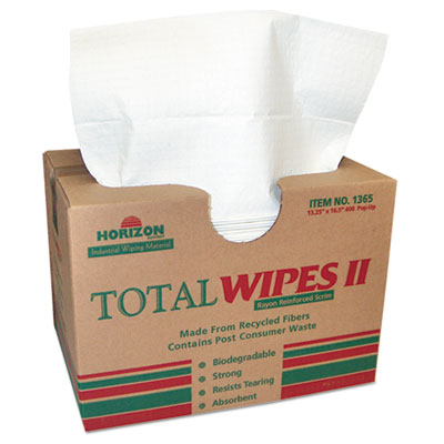 AbilityOne 3701365 SKILCRAFT Biodegradable Machinery Wiping Towel