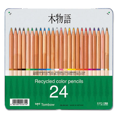 Tombow 51626 Recycled Colored Pencils