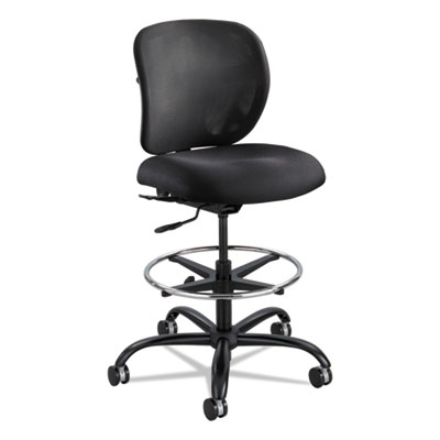 Safco 3394bl Vue Heavy Duty Extended Height Stool