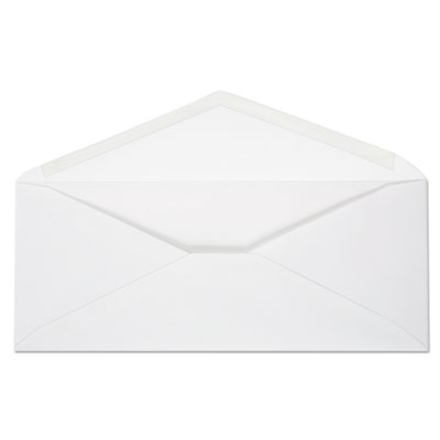Ampad 19384 Earthwise by Ampad 100% Recycled Business Envelope