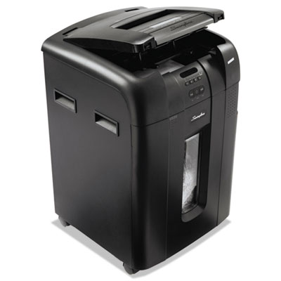 Swingline 1758577 Stack-and-Shred 600M Auto Feed Micro-Cut Shredder