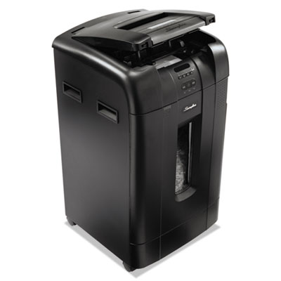 Swingline 1758578 Stack-and-Shred 750M Auto Feed Micro-Cut Shredder