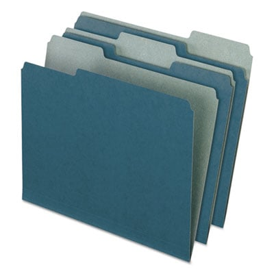 Pendaflex 04302 Earthwise by Pendaflex 100% Recycled Colored File Folders