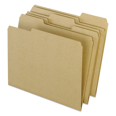 Pendaflex 04342 Earthwise by Pendaflex 100% Recycled Colored File Folders