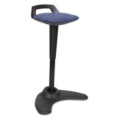Alera AE35PSBU AdaptivErgo Sit to Stand Perch Stool