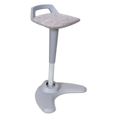 Alera AE36PSGR AdaptivErgo Sit to Stand Perch Stool