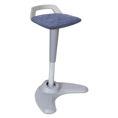 Alera AE36PSBU AdaptivErgo Sit to Stand Perch Stool
