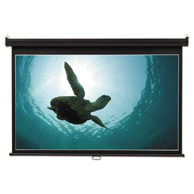 Quartet 85572 Wall or Ceiling Projection Screen