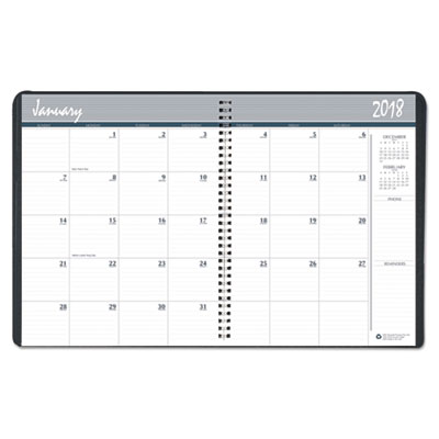 AbilityOne 6007616 SKILCRAFT Monthly Appointment Planner