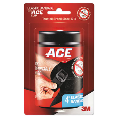 ACE 207468 Elastic Bandage with E-Z Clips