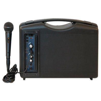 AmpliVox S222A Bluetooth Audio Portable Buddy with Wired Mic